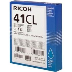 RICOH - Ricoh GC41C Orjinal Mavi Kartuş (405766)