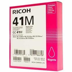 RICOH - Ricoh GC41M Orjinal Kırmızı Kartuş (405767)