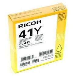 RICOH - Ricoh GC41Y Orjinal Sarı Kartuş (405768)