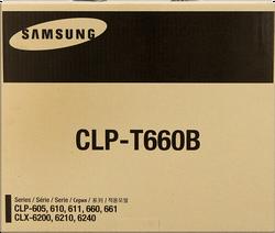 SAMSUNG - Samsung CLP-T660B Orjinal Transfer Belt Ünitesi