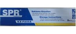 PANASONIC - Panasonic SPR KX-FA55A Muadil Fax Film