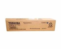 TOSHIBA - Toshiba T-FC55D-C Orjinal Mavi Toner E-Studio 5520C