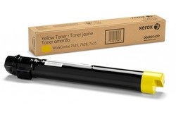 XEROX - Xerox 006R01400 Orjinal Sarı Toner 7425/7428/7435